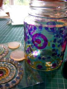 6TEALIGHTS BUILD UP PATTERN