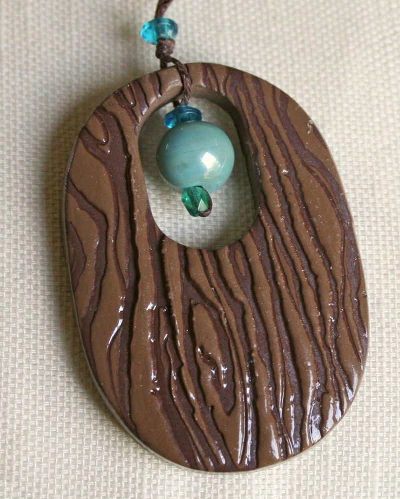 Woodgrain close-up