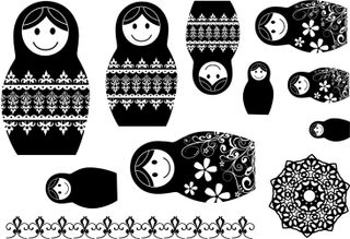 Matroyshka Dolls