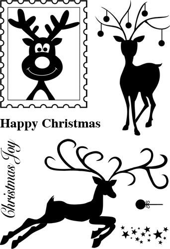 143043-Christmas-Deer