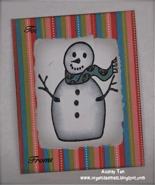 Label_snowman