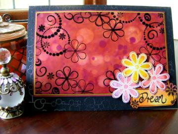 1 THE CARD